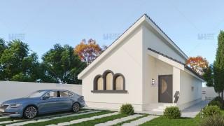 Proiect casa parter (90 mp) - Kaleida