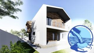 Constructie casa zidarie parter + mansarda (146 mp) - Atrium