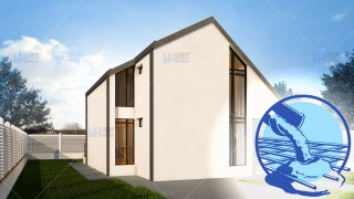 Constructie casa zidarie parter + mansarda (100 mp) - Anais