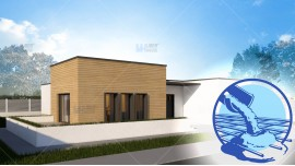 Constructie casa zidarie parter (143 mp) - Meza