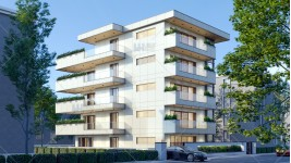 Proiect bloc 5 apartamente lux – P + 3 si etaj 4 retras - Floreasca, Bucuresti