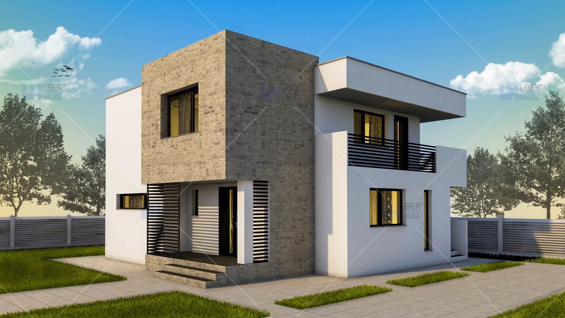 Mobila pentru bucataria proiecte case cu etaj for Case de vis cu etaj