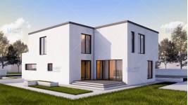 Proiect casa parter + etaj (187 mp) - Herra
