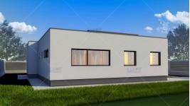 Proiect casa parter (100 mp ) - Nadira