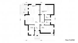 Proiect casa parter (128 mp) - Flatro