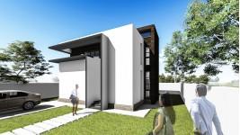Constructie casa zidarie parter + etaj (110 mp) - Norra