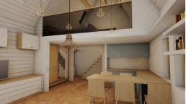 Proiect personalizat casa la munte - Valea Prahovei
