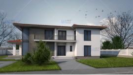 Proiect personalizat vila Ilfov - Constructie Ciorogarla