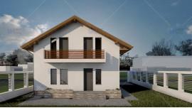 Proiect personalizat casa lemn - Otopeni