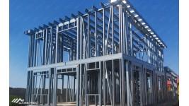 Constructie casa cu etaj, structura metalica (194 mp) - Sanandrei, jud. Timis